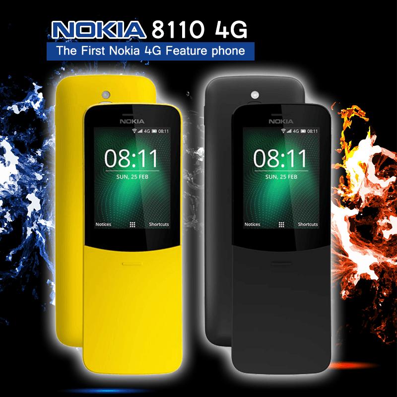 Nokia諾基亞8110香蕉復刻手機,限時8.0折,請把握機會搶購!