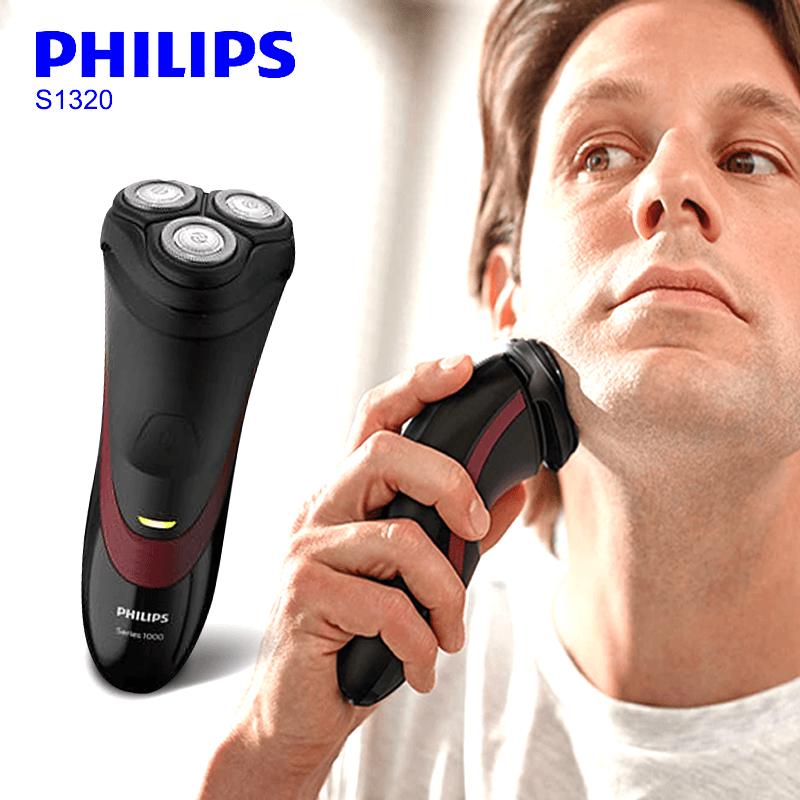 Philips飛利浦4D三刀頭電鬍刀S1320,限時4.6折,請把握機會搶購!