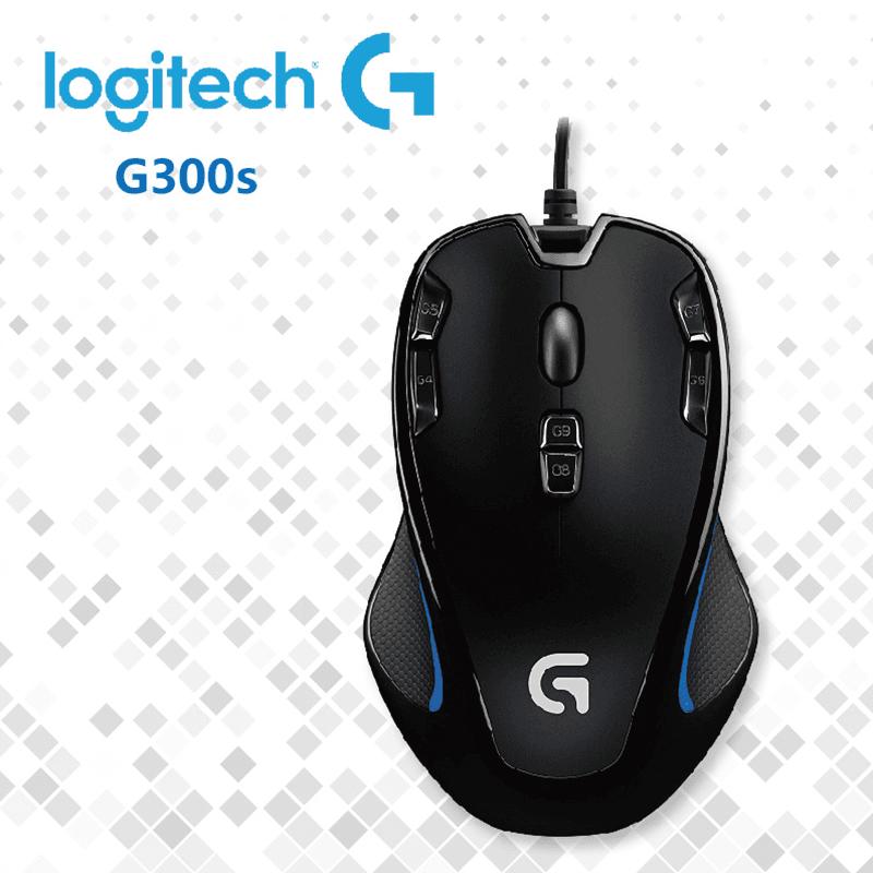 羅技G300S電競遊戲滑鼠,限時3.6折,請把握機會搶購!