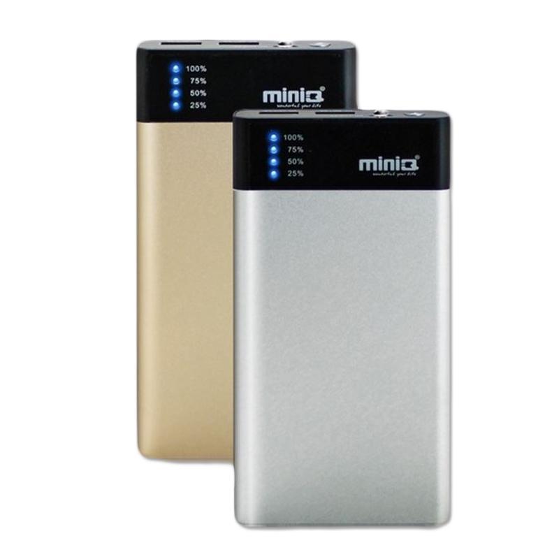 miniQ超大容量鋁合金行動電源,今日結帳再打85折