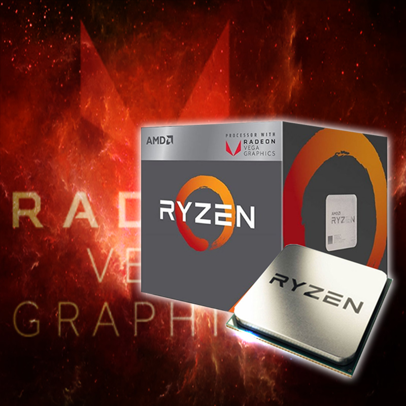 AMD Ryzen CPU中央处理器,限时9.5折,请把握机会抢购!