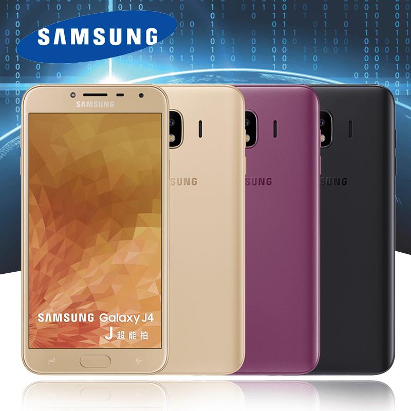 三星J4大螢幕智慧型手機,限時7.4折,請把握機會搶購!