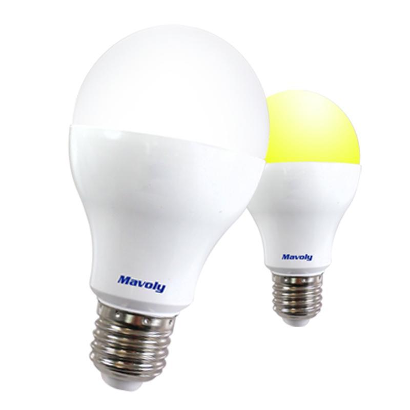 美樂麗LED省電12W燈泡SB-12E (白光) / SB-12F (黃光),今日結帳再打85折