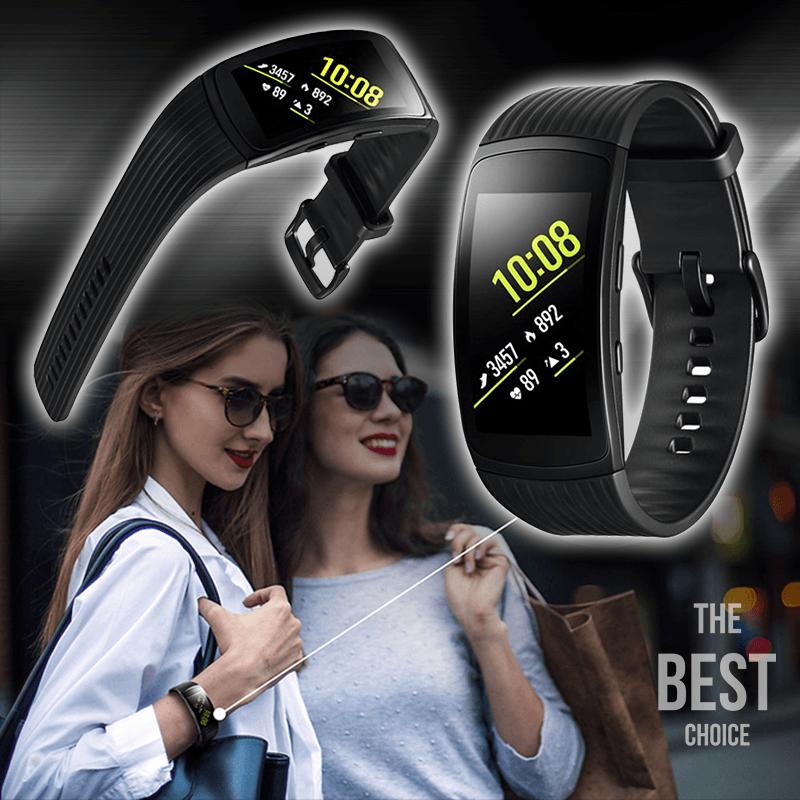 Samsung三星 Gear Fit2 Pro智慧手環,限時7.5折,請把握機會搶購!