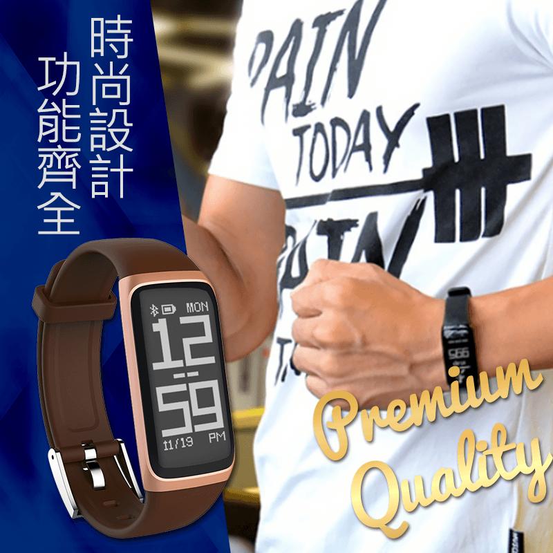 JSmax多功能健康管理運動手環(BY-21),限時3.1折,請把握機會搶購!