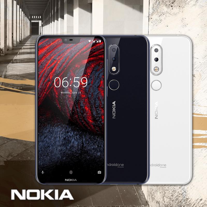 Nokia 6.1 Plus全屏幕智手機,限時10.0折,請把握機會搶購!