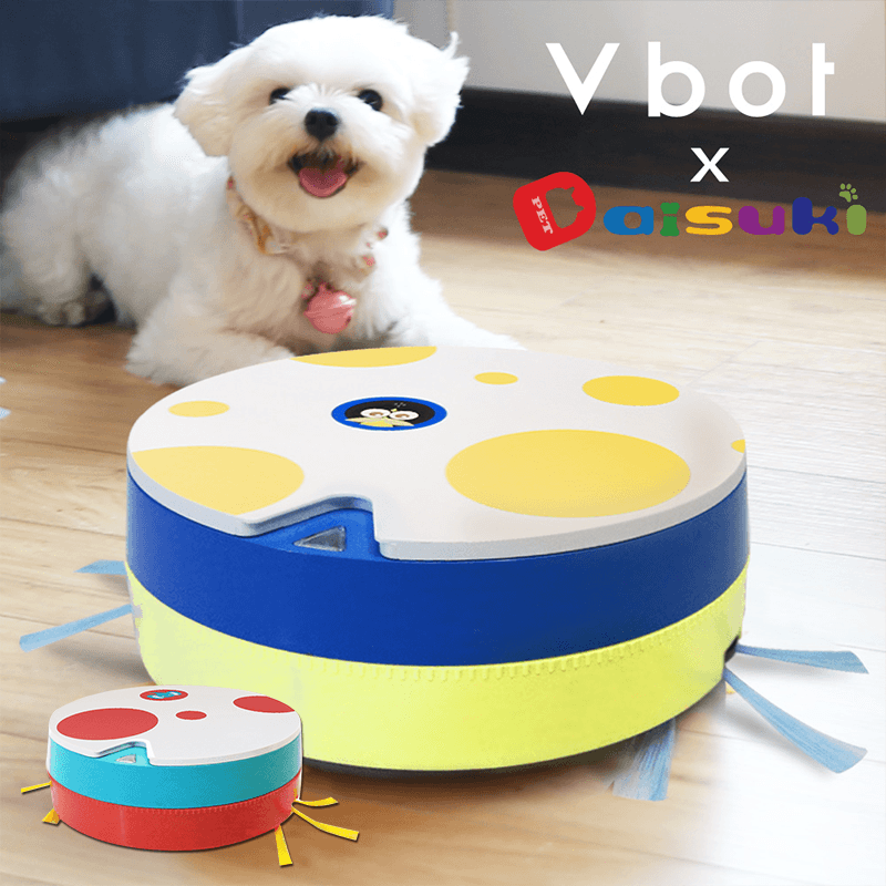 Vbot三代聯名掃地機器人 i6,今日結帳再打85折!
