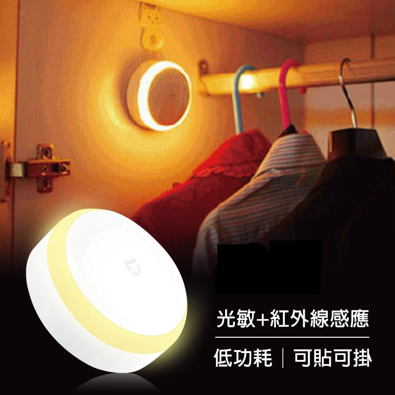 小米米家人體感應夜燈(MJYD01YL),限時9.1折,請把握機會搶購!