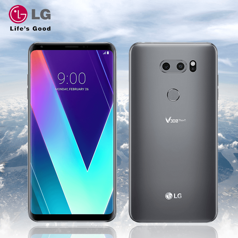 LG V30S ThinQ 6吋AI雙鏡頭防水機,限時9.9折,請把握機會搶購!