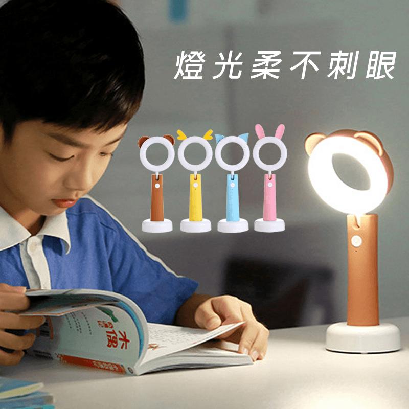 光寵動物造型檯燈小夜燈,限時破盤再打82折!