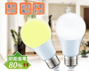 電精靈7.5W LED省電燈泡 REC-LED-7.5W/HD REC-LED-,今日結帳再打88折