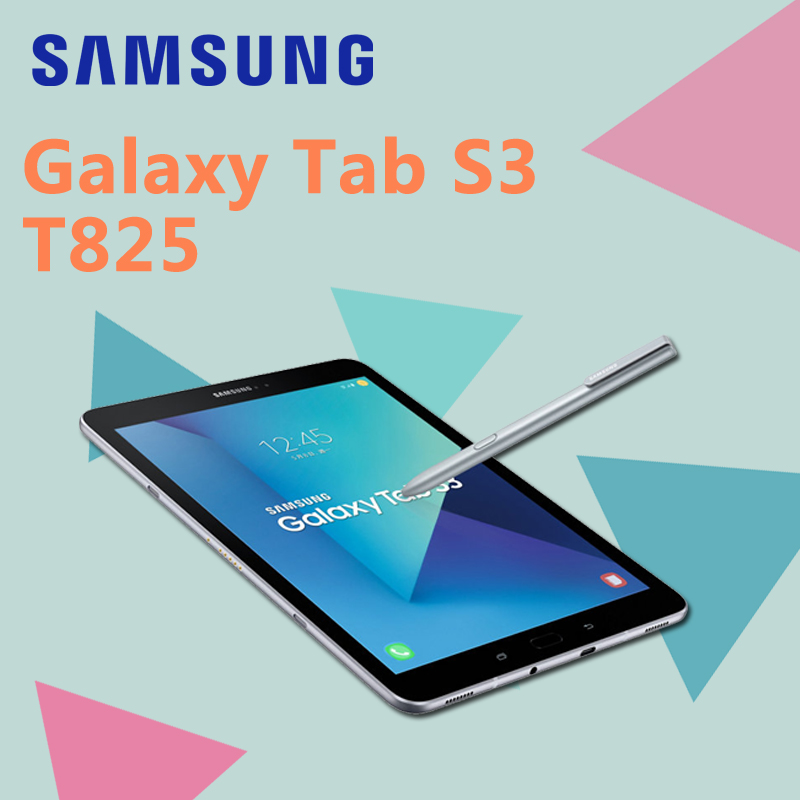 Samsung 三星TabS3 LTE平板电脑 SM-T825,本档全网购最低价!
