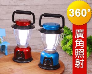 復古可調式LED露營燈,今日結帳再打88折