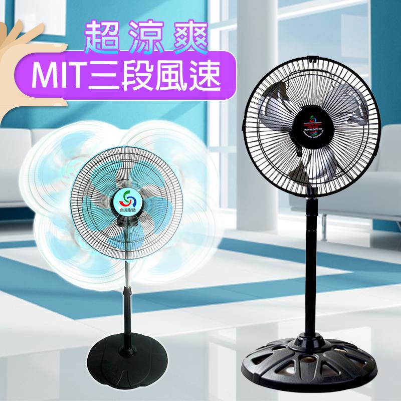 金展輝360°強力對流風扇AB-1211/A-1411/A-1611,本檔全網購最低價!
