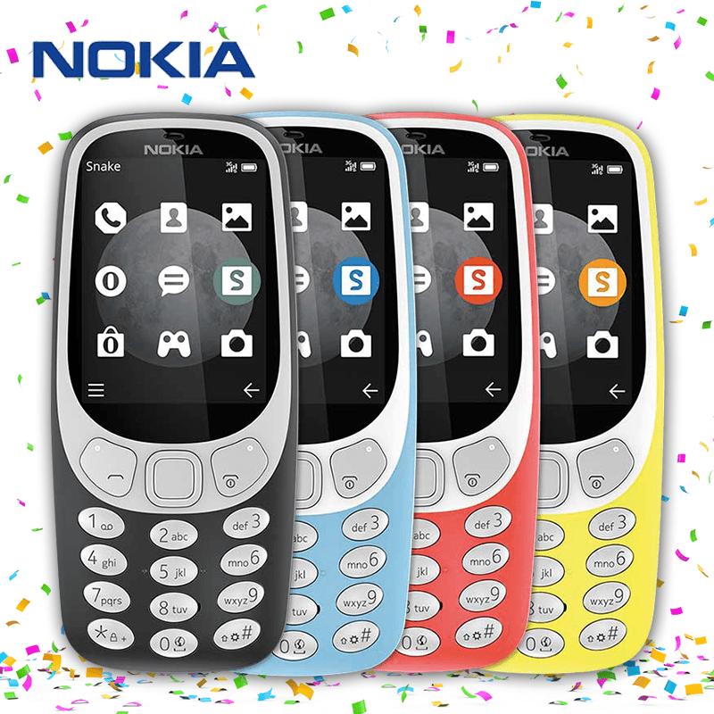 Nokia 3310經典3G手機,限時6.0折,請把握機會搶購!