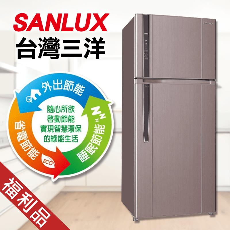 SANLUX台湾三洋480L变频电冰箱SR-C480BV,限时7.6折,请把握机会抢购!
