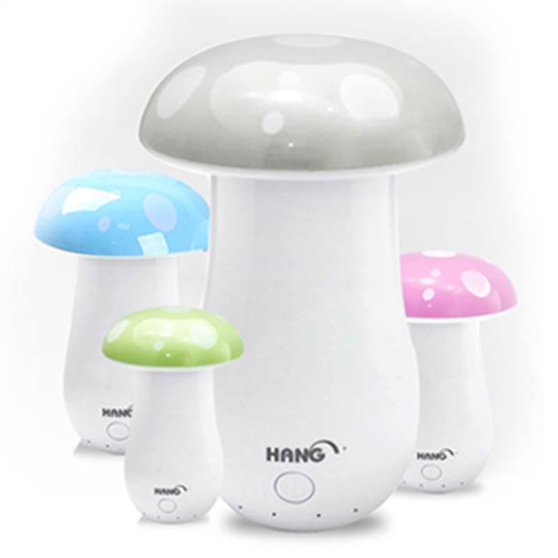 HANG蘑菇LED夜燈行動電源X10,今日結帳再打85折
