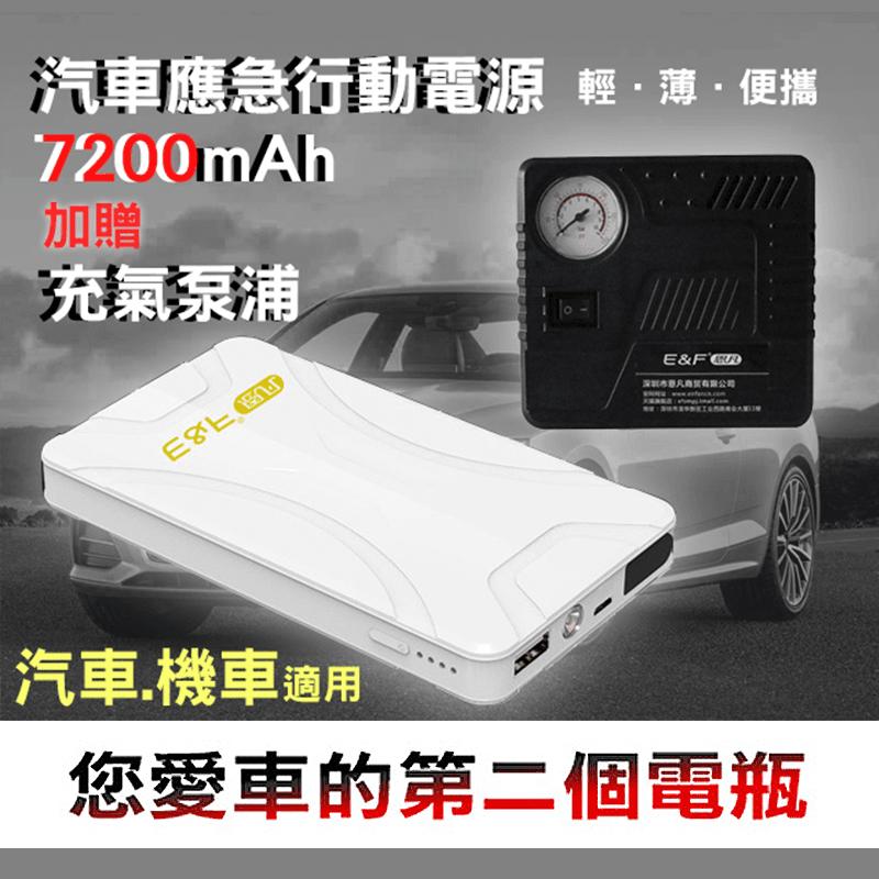恩凡E15超輕薄緊急救車行動電源,本檔全網購最低價!