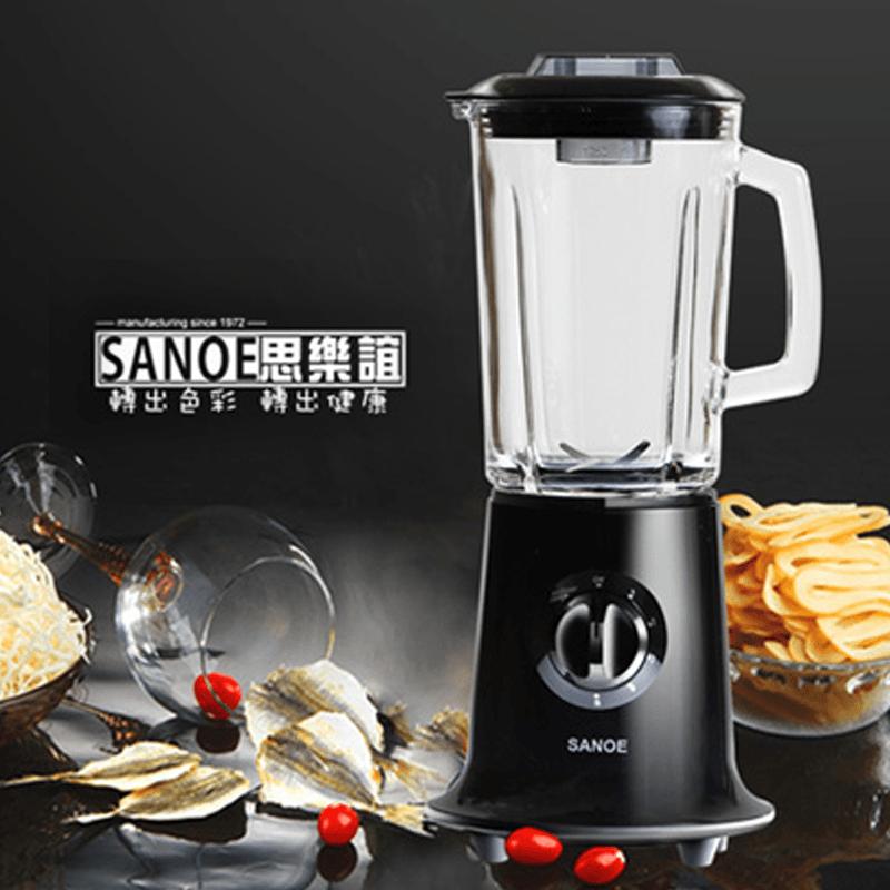 SANOE思樂誼超強活氧果汁機,限時3.0折,請把握機會搶購!