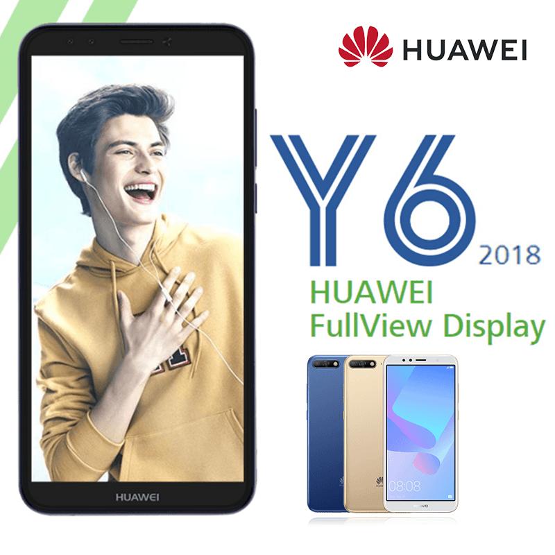 Huawei 華為四核5.7吋全螢幕雙卡機Y6 (2018),限時8.5折,請把握機會搶購!