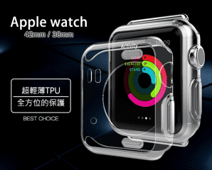 Apple watch透明保護套,限時2.2折,今日結帳再享加碼折扣