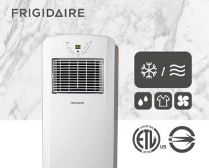 美國Frigidaire富及第冷暖省電移動空調FAC-187KPH,限時4.8折,請把握機會搶購!