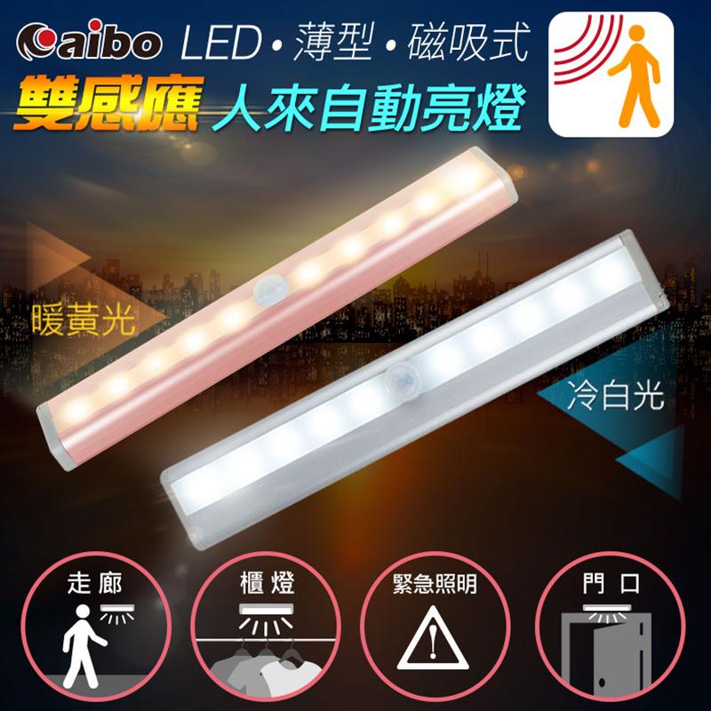 aibo智能磁吸式薄型感應燈USB-LI-06P),限時破盤再打82折!
