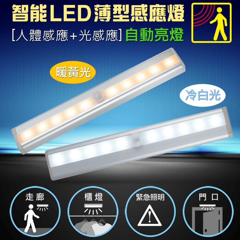 aibo LED磁吸輕薄智能感應燈 USB-LI-06,今日結帳再打85折