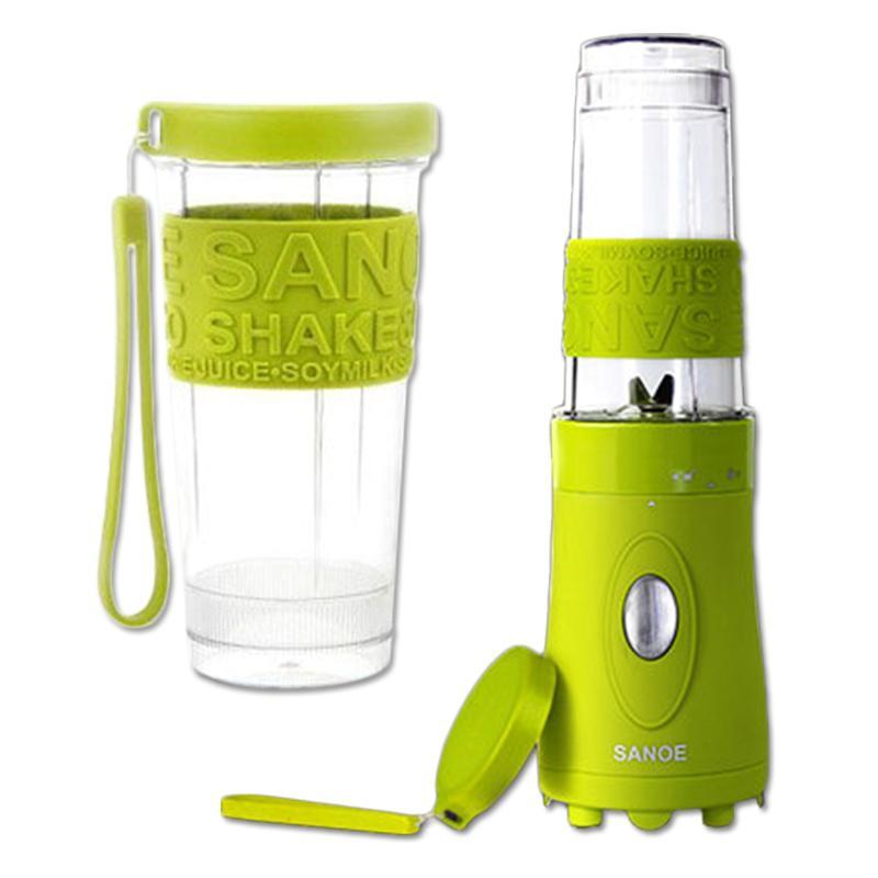 頂級思樂誼SANOE隨行杯果汁機B101,限時4.0折,請把握機會搶購!