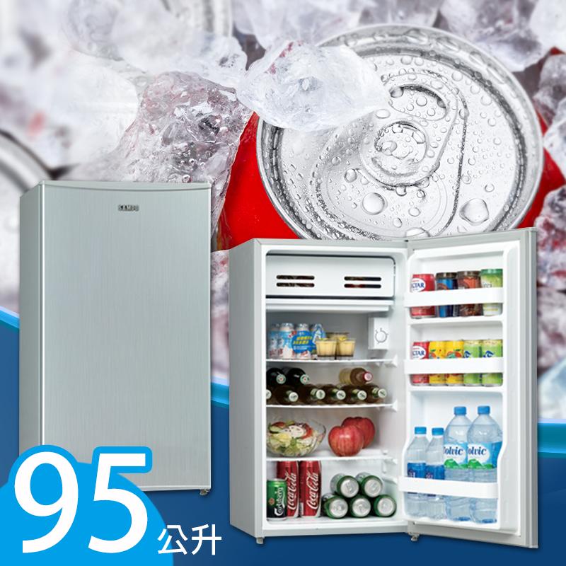 Sampo聲寶大容量95L單門冰箱,限時6.9折,請把握機會搶購!