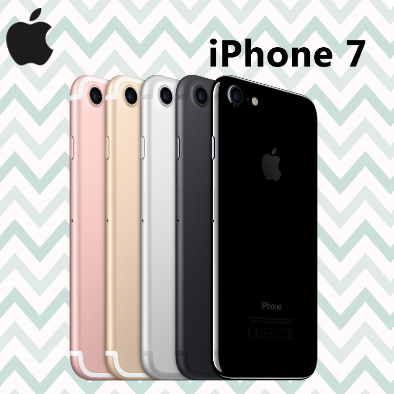 Apple iPhone 7智慧手機系列,限時10.0折,請把握機會搶購!