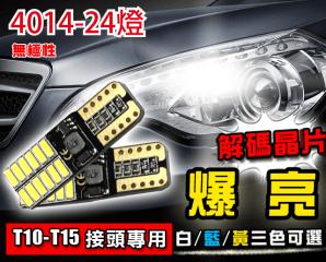 4014款爆亮解碼LED燈,限時2.8折,今日結帳再享加碼折扣